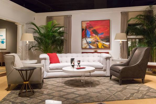 Hancock-Moore-showroom-image3-595x397 5 Tips on How to Get Big Style in Small Spaces