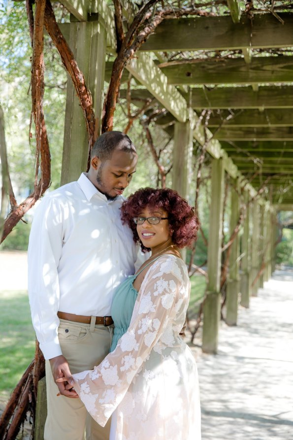 JoabCrystal-Engaged-26-595x893 Hometown Columbia, SC Engagement Session