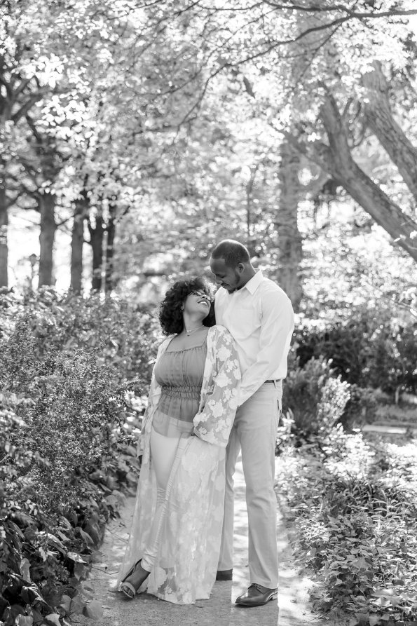 JoabCrystal-Engaged-33-595x893 Hometown Columbia, SC Engagement Session