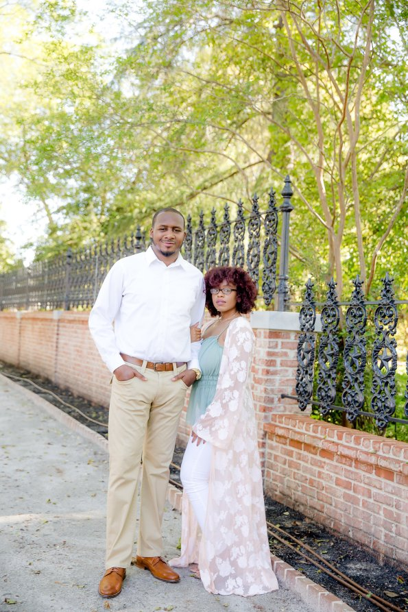 JoabCrystal-Engaged-35-595x893 Hometown Columbia, SC Engagement Session