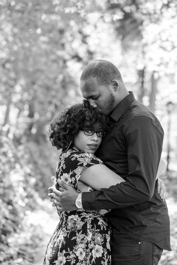 JoabCrystal-Engaged-7-595x893 Hometown Columbia, SC Engagement Session