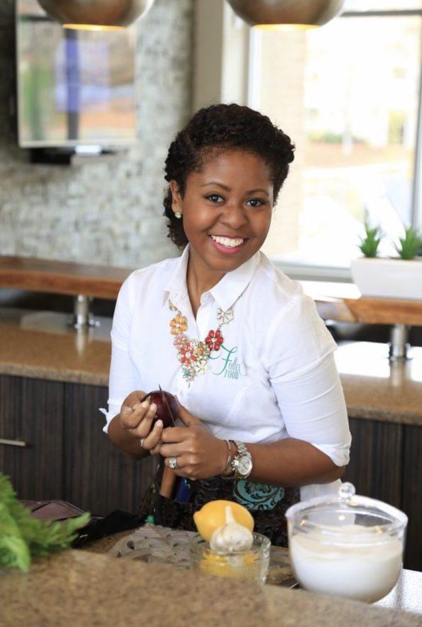 Photo-Apr-05-11-19-04-PM-595x884 Atlanta, GA Chef Reaches and Cooks for the Stars