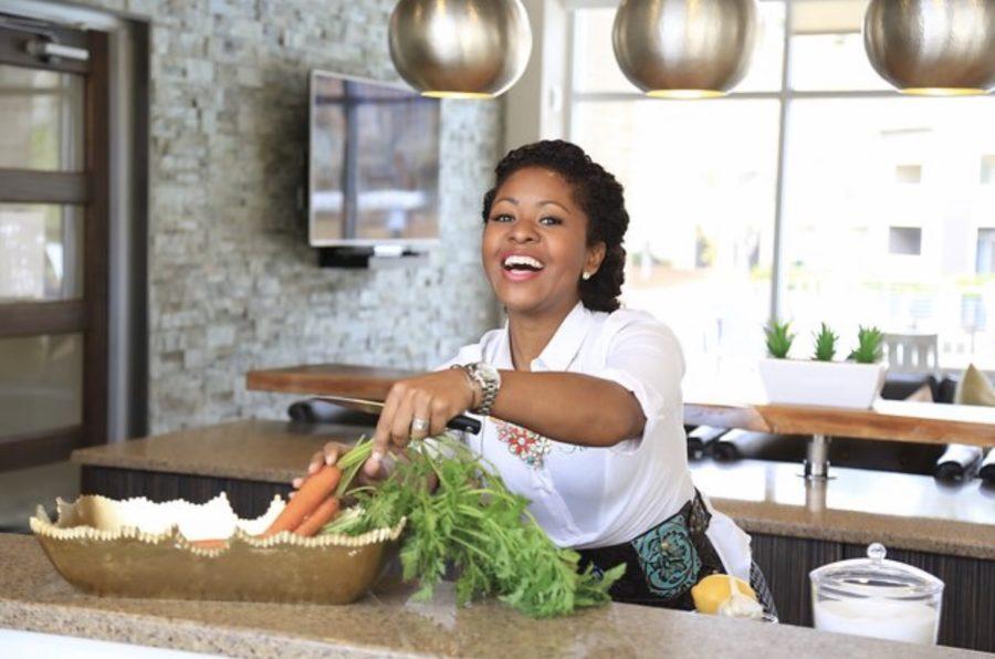 Atlanta, GA Chef Reaches and Cooks for the Stars