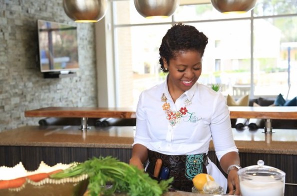 Photo-Mar-30-10-52-50-PM-595x392 Atlanta, GA Chef Reaches and Cooks for the Stars