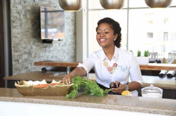 Photo-Mar-30-10-55-35-PM-595x394 Atlanta, GA Chef Reaches and Cooks for the Stars
