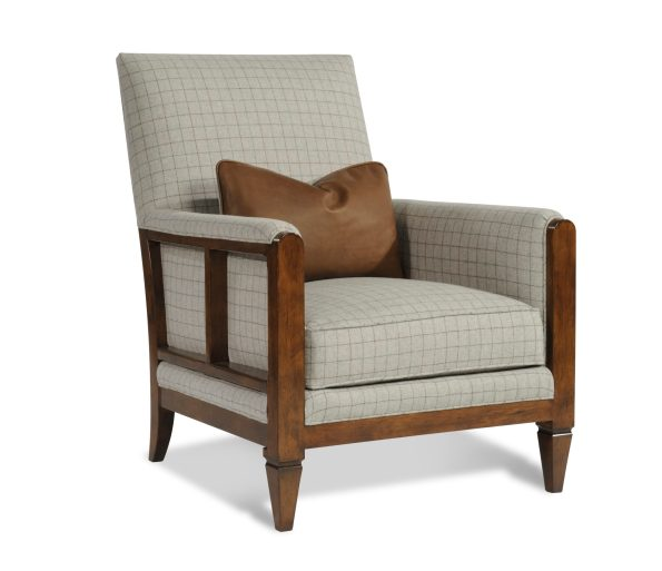 Arbor-Chair-595x513 Newlywed Neutral, Menswear Inspired Furniture from Taylor King