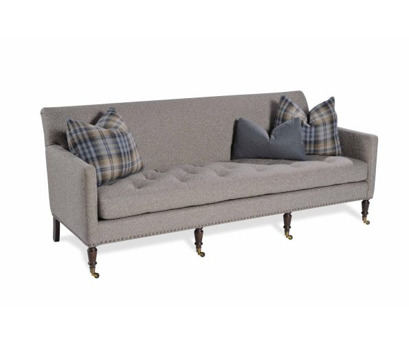 Bennet-Sofa-595x513 Newlywed Neutral, Menswear Inspired Furniture from Taylor King