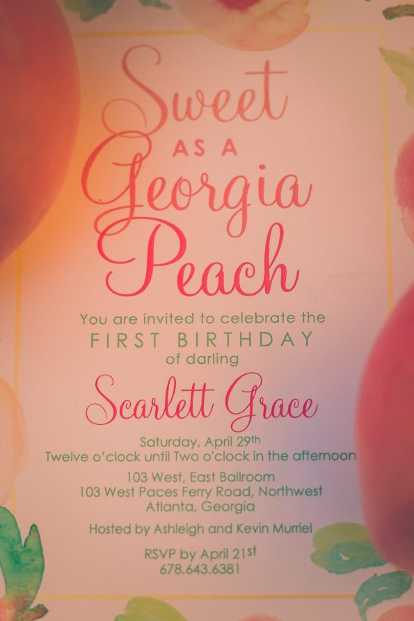 SG-First-Birthday-377-595x893 How to Plan a Southern Baby Party with Georgia Peach Style