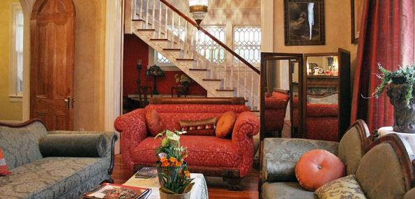 AfricanAmericanBedBreakfastVirginia-595x286 6 Black Owned Bed & Breakfasts In the South