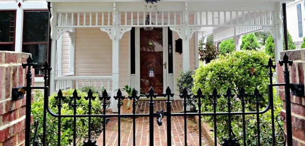 AfricanAmericanBedBreakfastVirginia1-595x286 6 Black Owned Bed & Breakfasts In the South