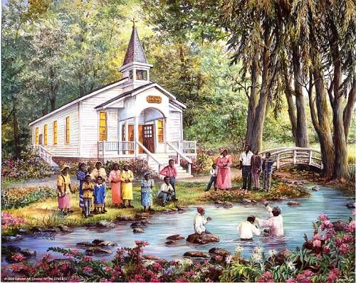 African_American_Church_Art1 12 Pieces of African American Church Art We Love