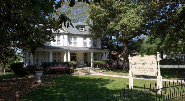 HouseGeorgeElliott-595x324 6 Black Owned Bed & Breakfasts In the South