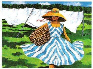Monday-Wash 20 Images of Black Art We Love