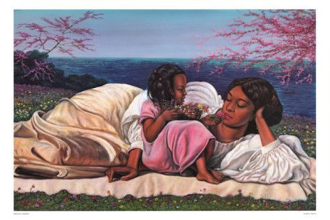 Precious-Moment 20 Images of Black Art We Love