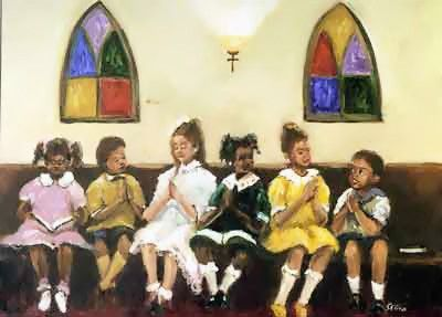 Teach-Them-to-Pray 20 Images of Black Art We Love