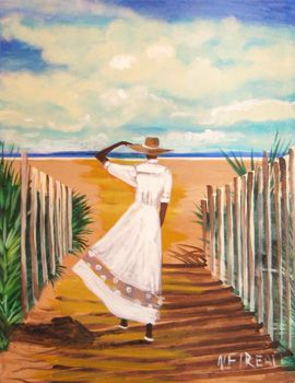Tybee-Breeze 20 Images of Black Art We Love