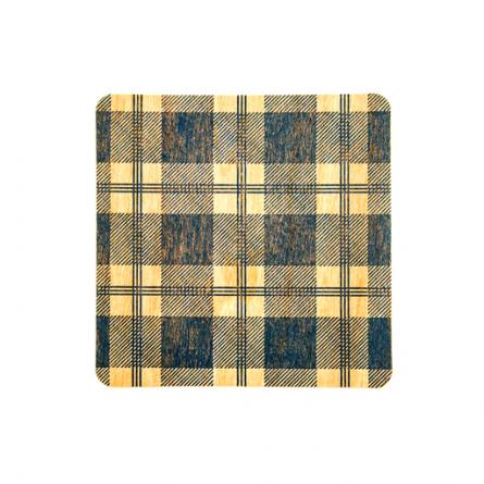 entertaining-serveware-wood-coaster-plaid-set-12-445px-491px 10 Items for Your Tabletop from Steve McKenzie's