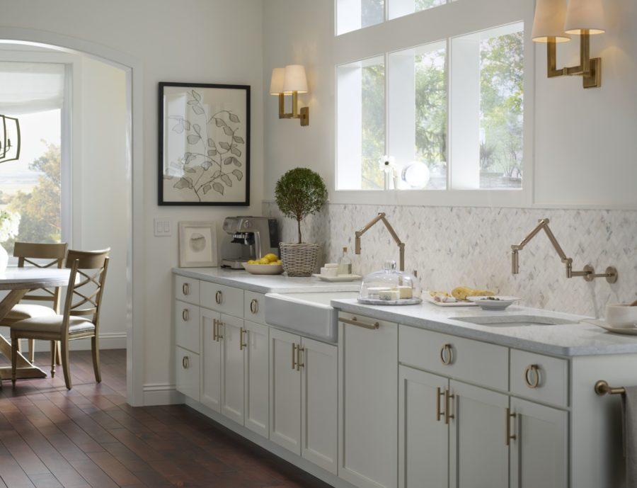 Modern Farmhouse Kitchen Inspiration from Kohler