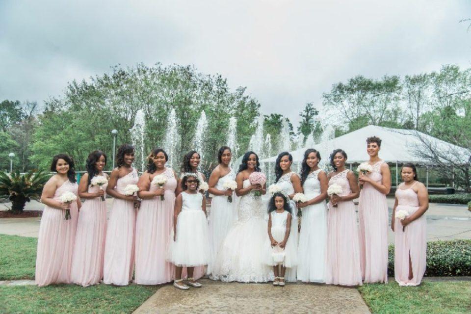 13-960x640 Pretty in Pink Hattiesburg, Mississippi Wedding