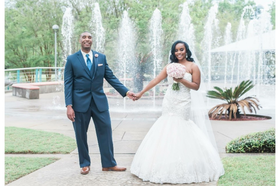 7-960x640 Pretty in Pink Hattiesburg, Mississippi Wedding
