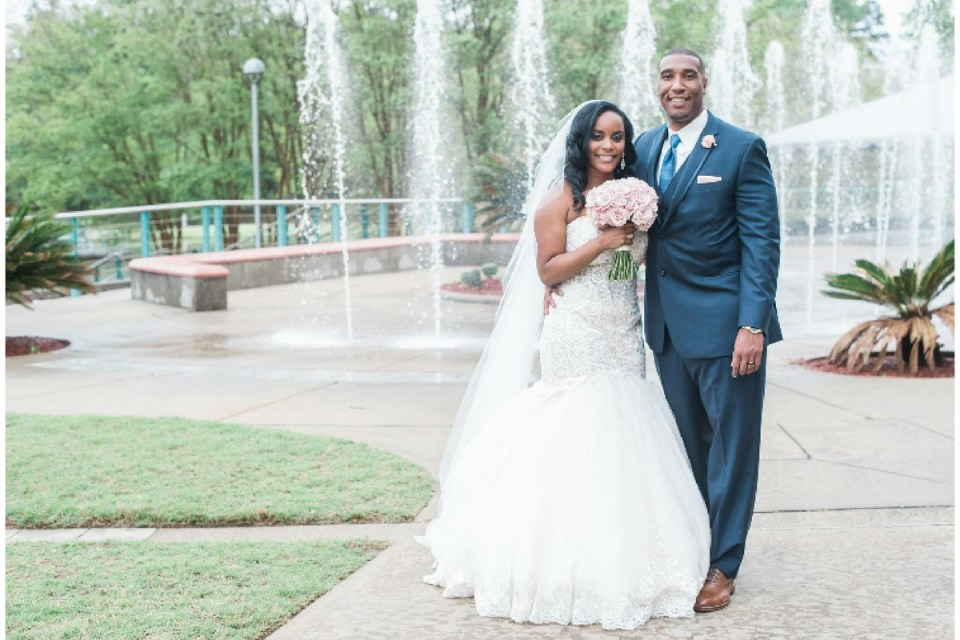 9-960x640 Pretty in Pink Hattiesburg, Mississippi Wedding