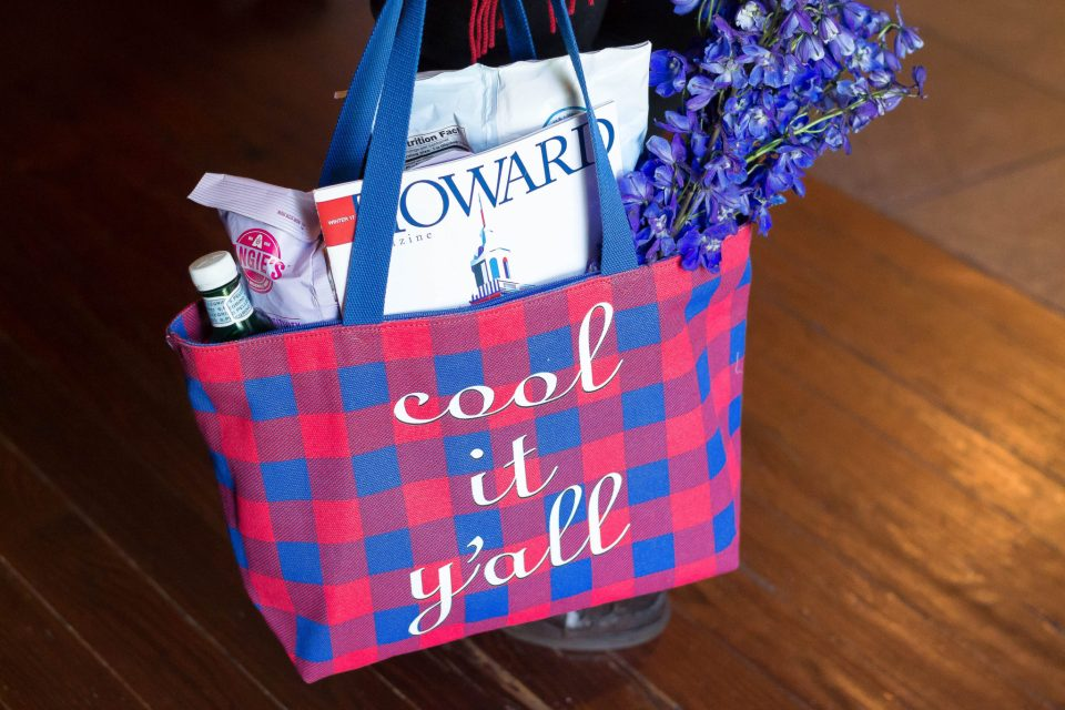 Howard University Tailgating and Dinner Party Inspiration