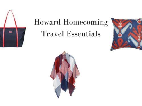 Howard-HomecomingTravel-Essentials-500x375 BSB Latest Stories