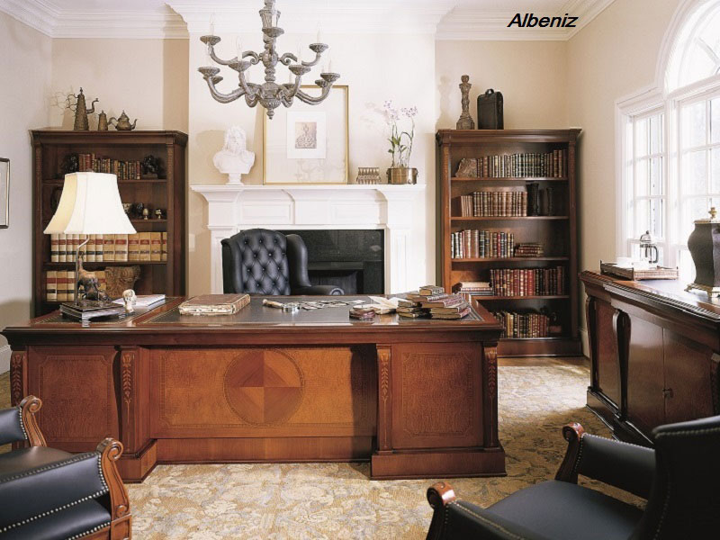 Albeniz-office-202811-desk_721142092 5 Tips on How to Select Wood Furniture from Hurtado