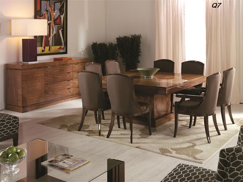 Q7-dining-natural_1638840319 5 Tips on How to Select Wood Furniture from Hurtado