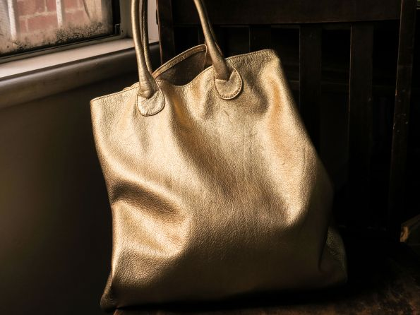 shopping-tote-gold-hi-res-595x446 Glam Inspired Holiday Gifts for a Stylish Black Southern Belle