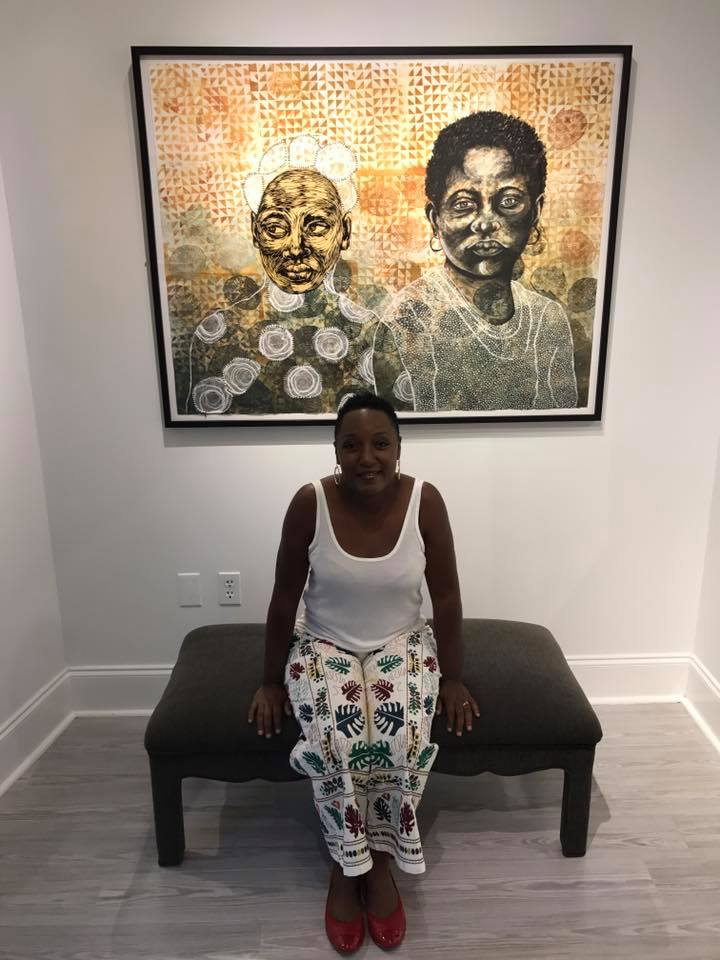 Delita-Martin-2 10 Southern Black Women Artists to Watch from Expert Curator Jonell Logan