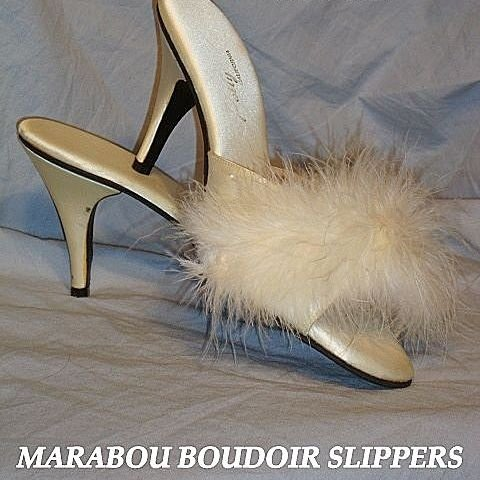 slippers1-480x480 Vintage Boudoir Slippers We Adore
