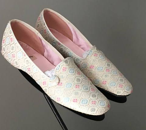 slippers10-480x427 Vintage Boudoir Slippers We Adore