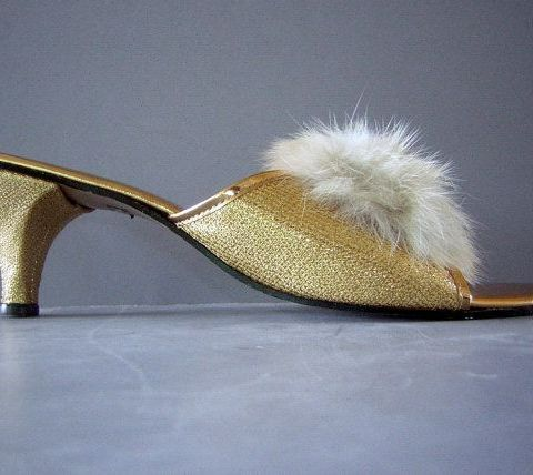 slippers3-480x428 Vintage Boudoir Slippers We Adore