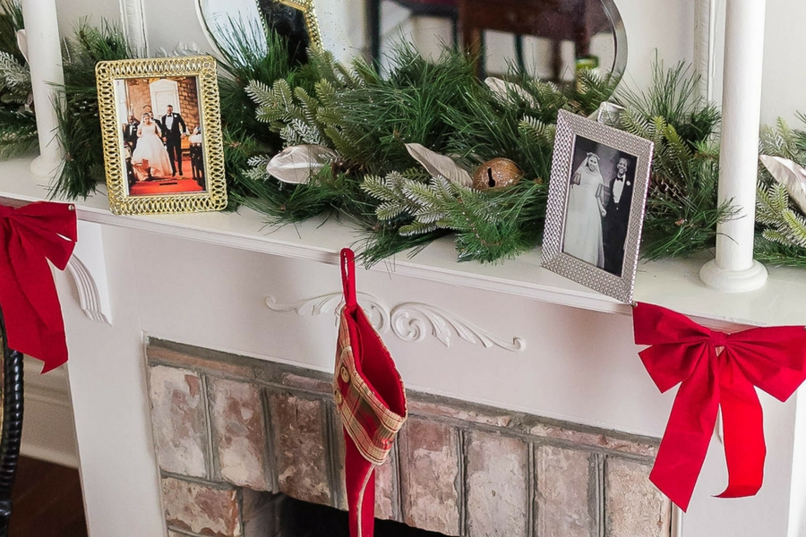 How Staying Off My Phone Led to Holiday Inspiration