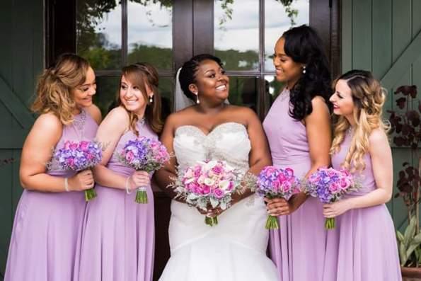 FB_IMG_1504926549887-595x397 Kernersville, NC Wedding with Garden Style