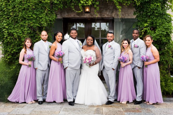 Janlynn-Charles-Young-Wedding-Collection_287-595x397 Kernersville, NC Wedding with Garden Style
