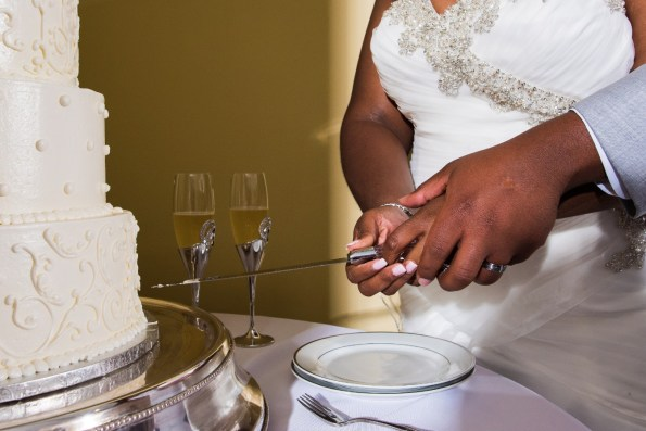 Janlynn-Charles-Young-Wedding-Collection_380-595x397 Kernersville, NC Wedding with Garden Style