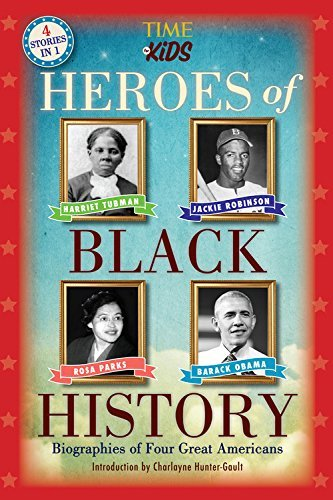 AfricanAmericanHIstoryChildrenBooks5 8 African American History Books for Children
