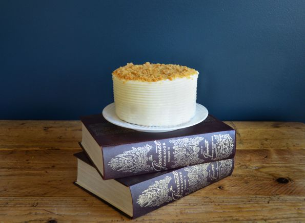 CarrotCake-595x436 Cakes for Every Occasion Curated by the Daily