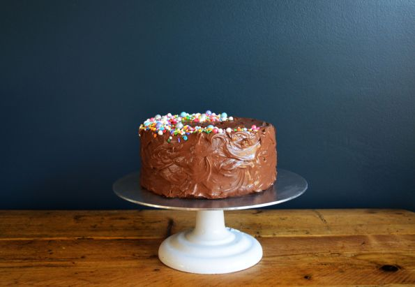ClassicBday2-595x411 Cakes for Every Occasion Curated by the Daily