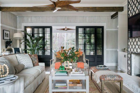 HGTV-Smart-Home-2018-Great-Room-Porch-Doors-595x397 HGTV Smart Home Tour - Palmetto Bluff