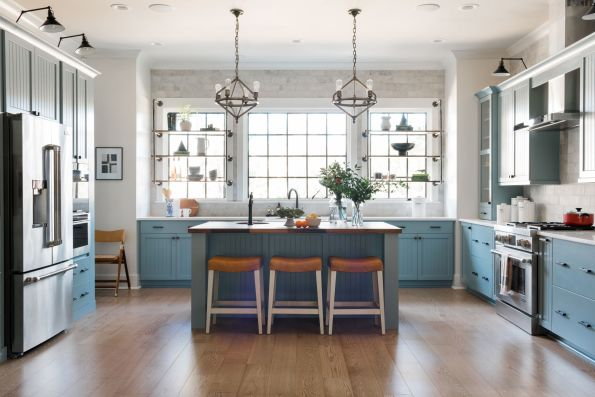 HGTV-Smart-Home-2018-Kitchen 20 Images of Coretta Scott King We Adore