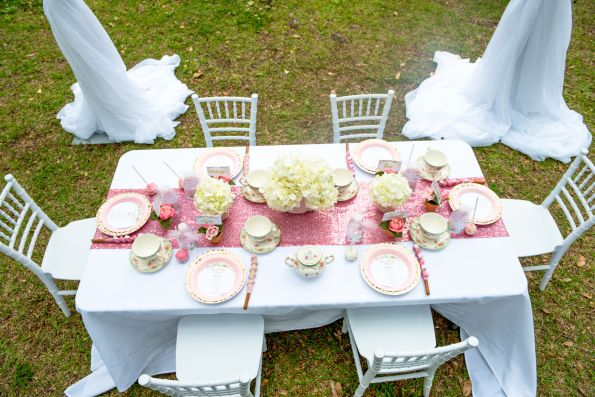 TeaParty-36-595x397 Children's Tea Party Inspiration - How to Plan a Child's Party with a Photographer