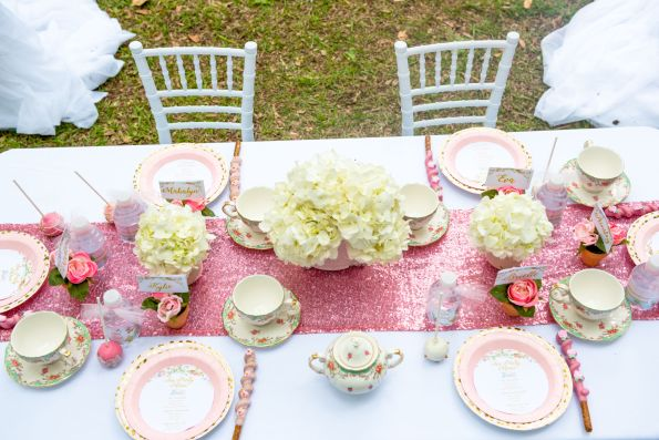TeaParty-37-595x397 Children's Tea Party Inspiration - How to Plan a Child's Party with a Photographer