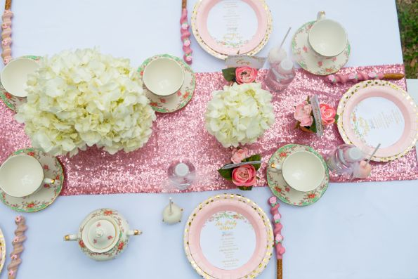 TeaParty-38-595x397 Children's Tea Party Inspiration - How to Plan a Child's Party with a Photographer
