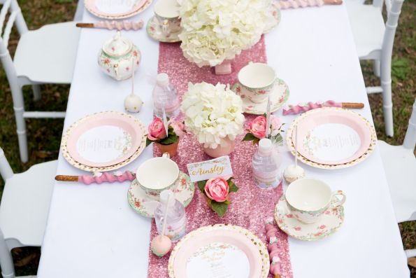 TeaParty-40-595x397 Children's Tea Party Inspiration - How to Plan a Child's Party with a Photographer