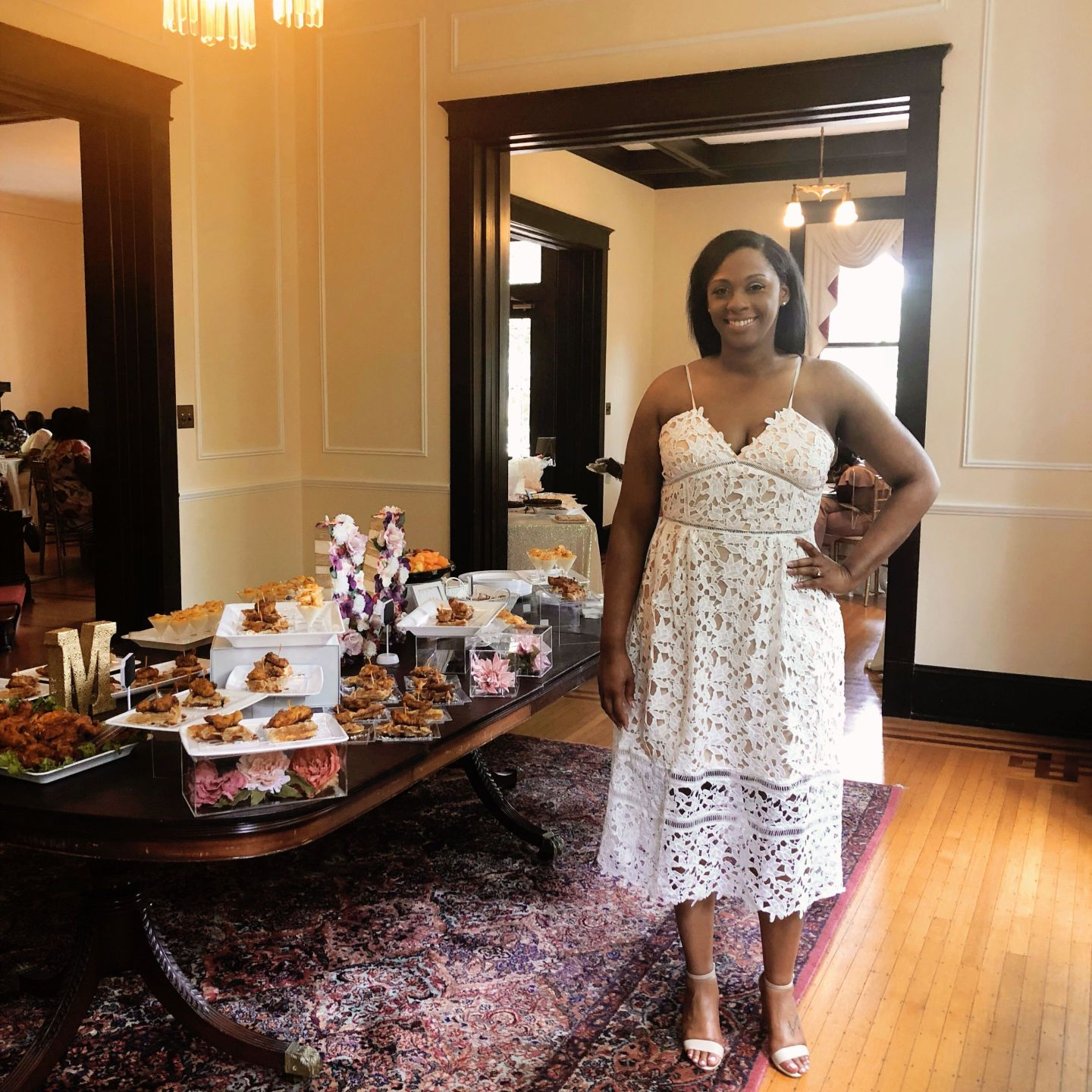 Southern Bridal Shower Inspiration in Raleigh, Durham