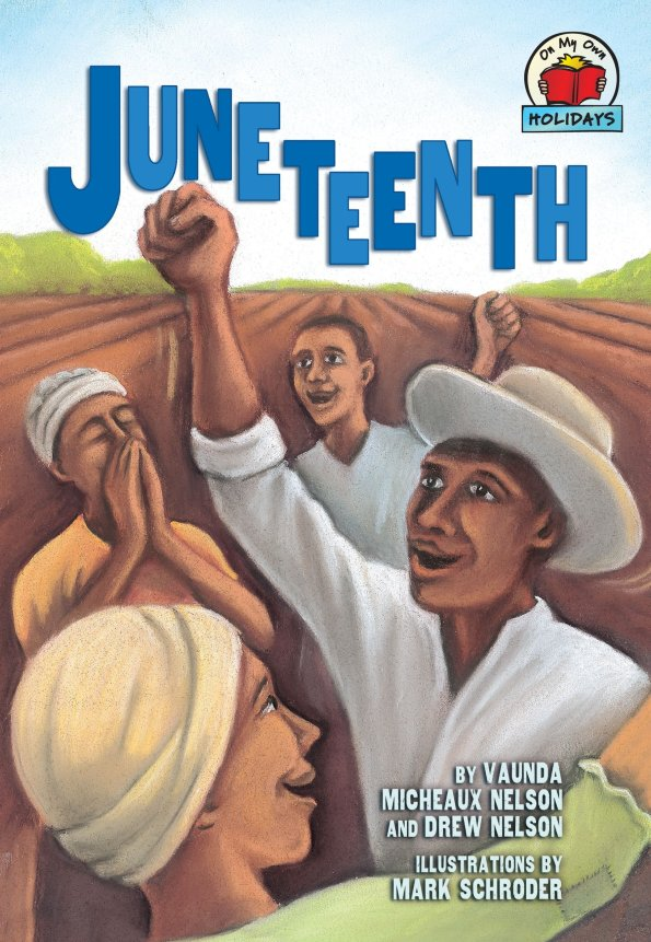 Juneteenth-On-My-Own-Holidays--595x861 Juneteenth Books To Add To Your Collection