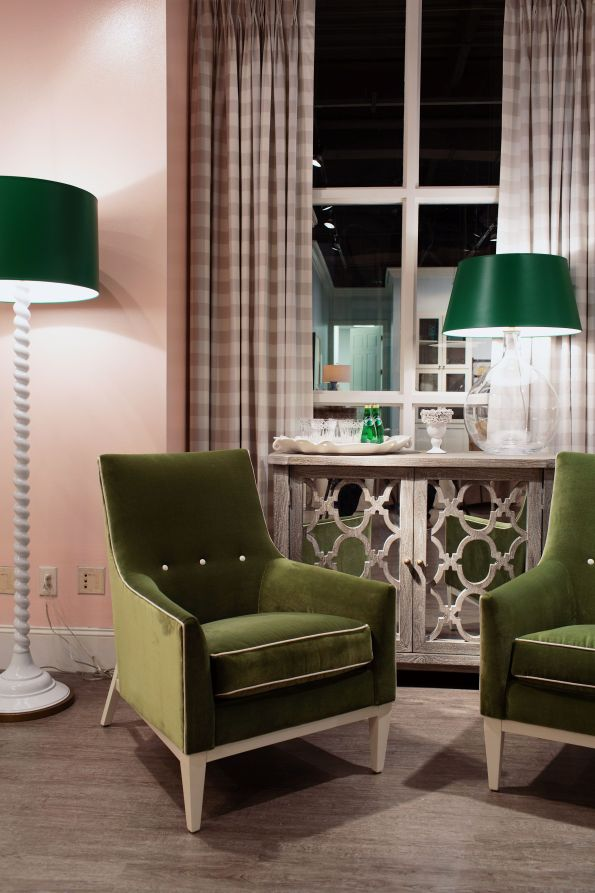 Aka Home Decor Inspiration Pink And Green Style Black Southern Belle